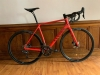 Beautiful Canyon Endurace CF SLX 8.0 Bike - Size L - Red Carbon - Disc - Ultegra v bazaru